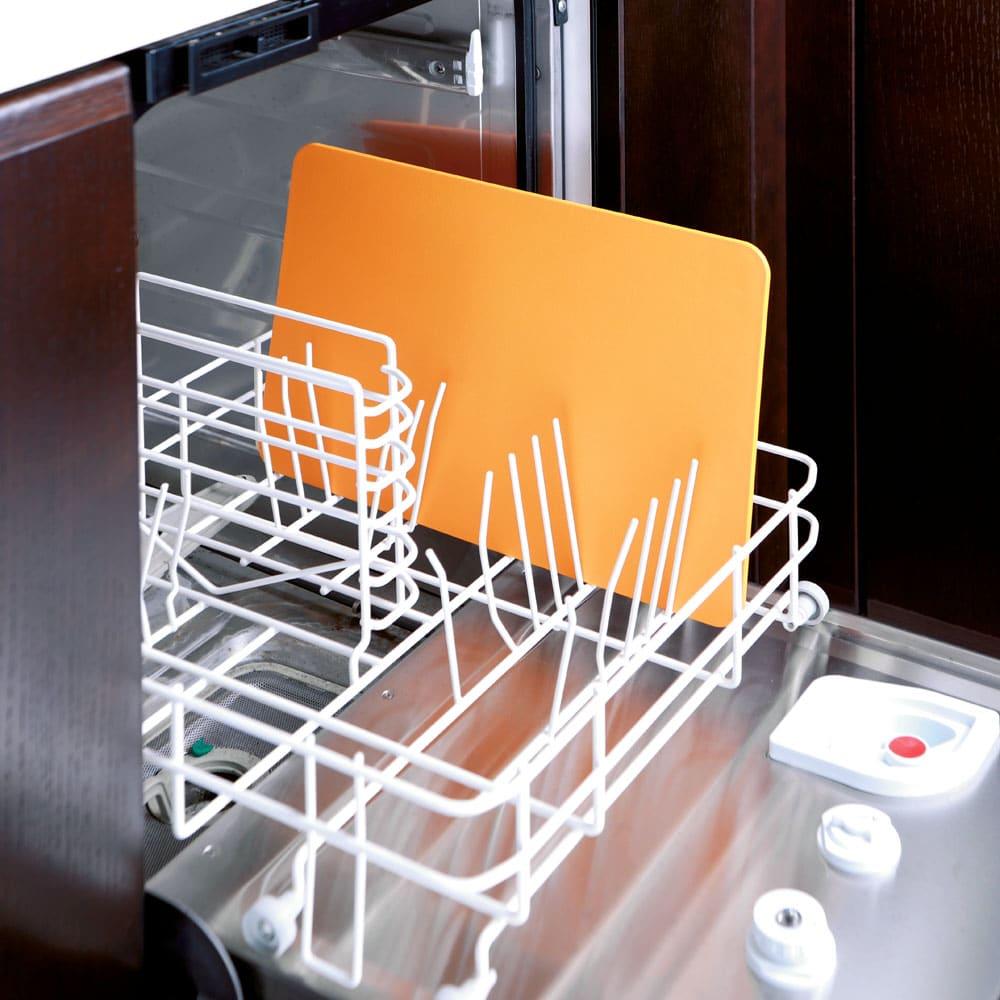 包丁メーカーが作った抗菌まな板 特典なし 2枚組 食洗機&乾燥機に対応。毎日のお手入れも簡単。
