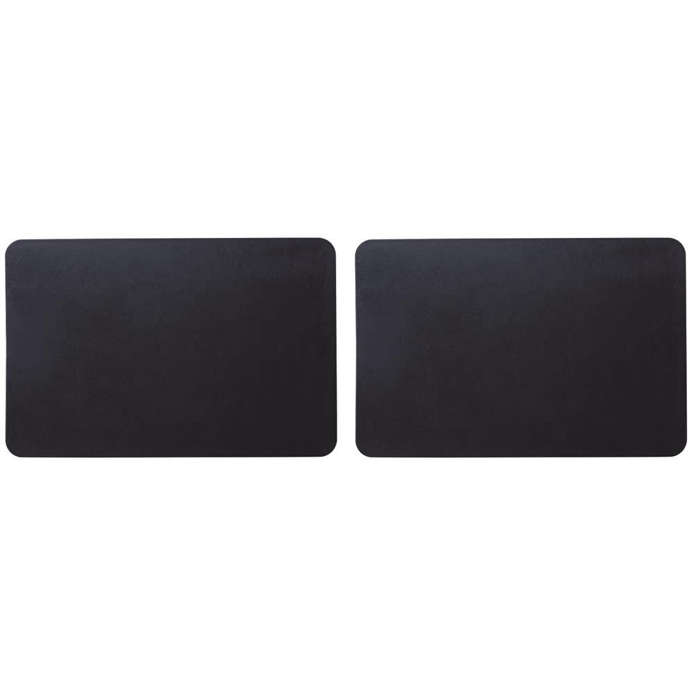 包丁メーカーが作った抗菌まな板 特典なし 2枚組 (イ)ブラック