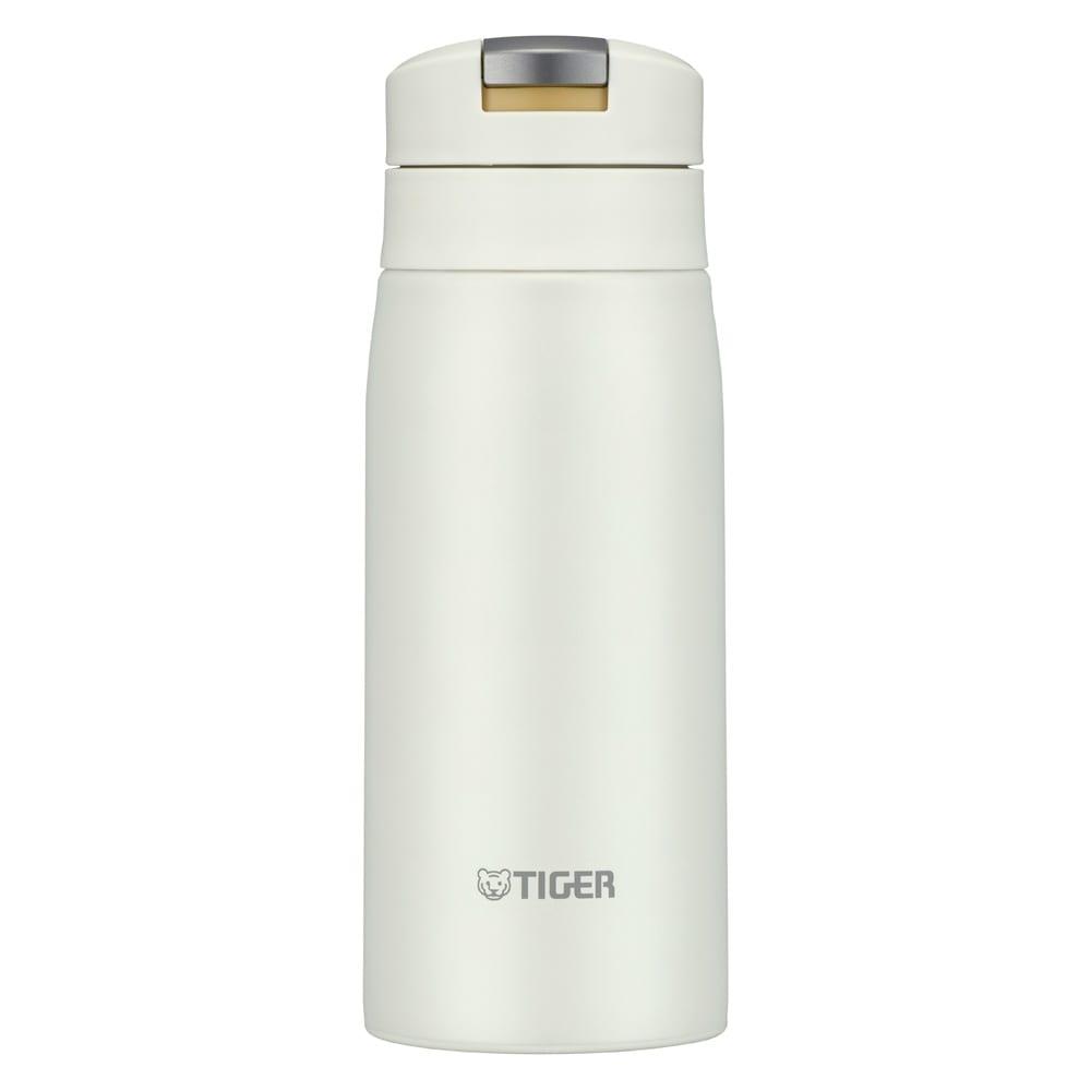 タイガー魔法瓶ステンレスミニボトル サハラマグ350ml MCX-A352 (ア)シェルホワイト