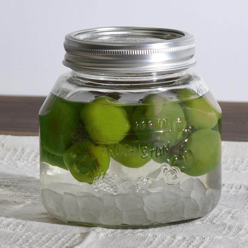 キッチン 家電 キッチン用品 キッチングッズ テーブル小物 LEIFHEIT ライフハイト プリザーブジャー2個組 750ml ガラスの保存瓶 WX0781