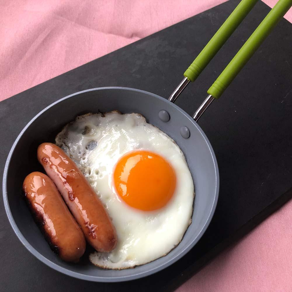 GREEN PAN/グリーンパン ミニシリーズ フライパン 12.7cm 【通販】