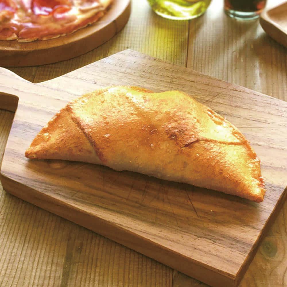 食パンからピザを作る【PAN DE PIZZA パンデピザ】 カルツォーネ