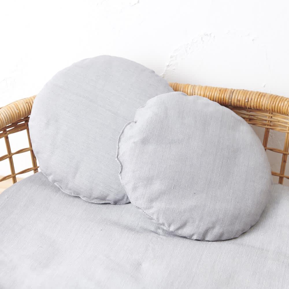 【WEB限定】ラタンのペットベッド