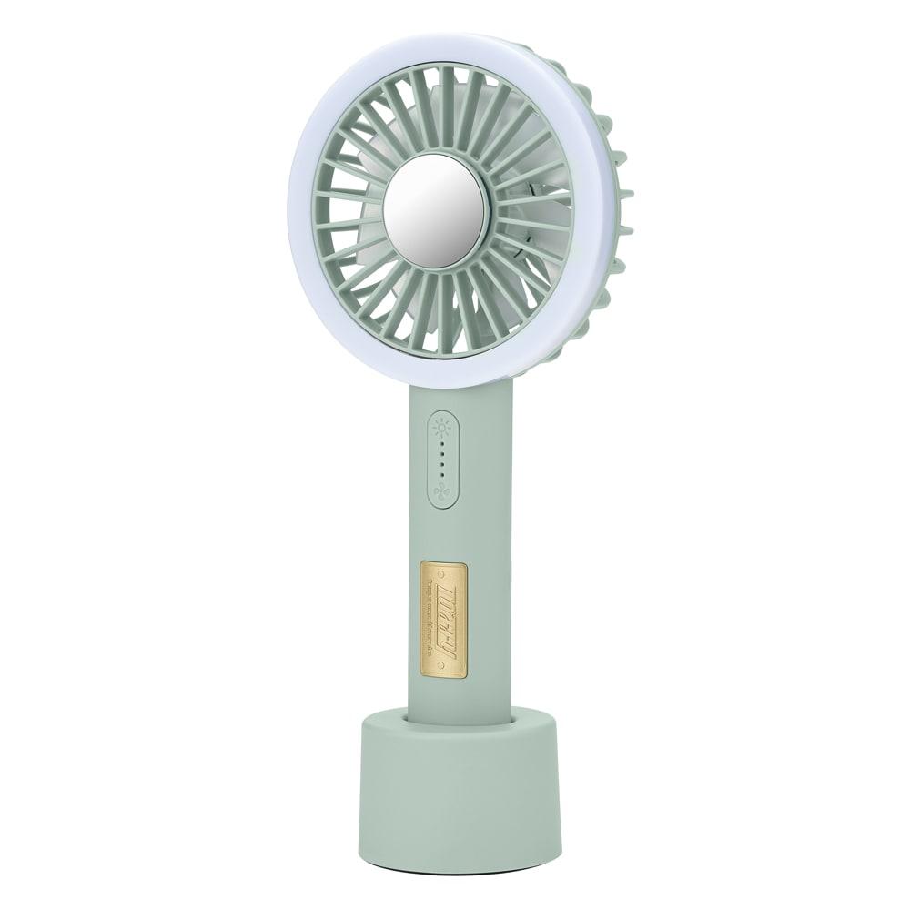 Toffy LEDアロマファン<充電式>