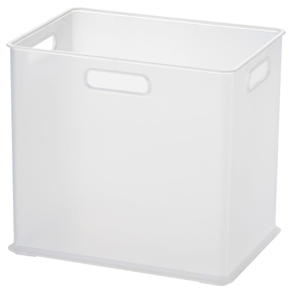 カラーボックスの中にも使える ナチュラインボックス SDサイズ 4個組 SDサイズ 4個組のセットになります。