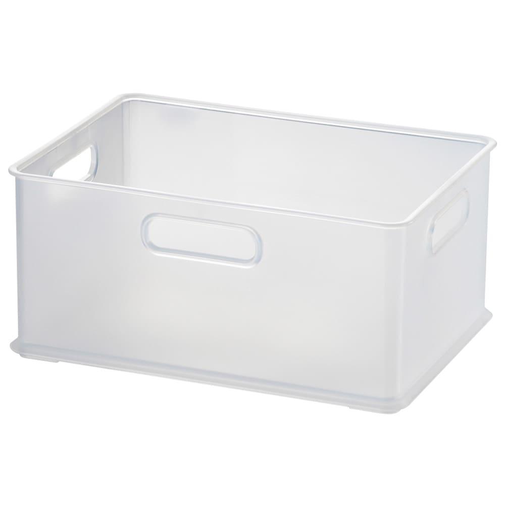 カラーボックスの中にも使える ナチュラインボックス Sサイズ 8個組 Sサイズ 8個組