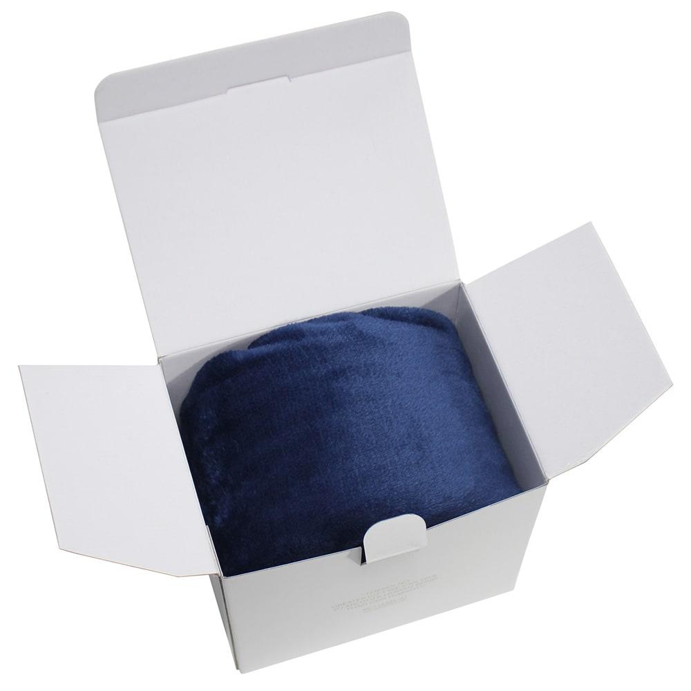 YUYU BOTTLE/ユーユーボトル 湯たんぽフリースカバー (ウ)ブルー