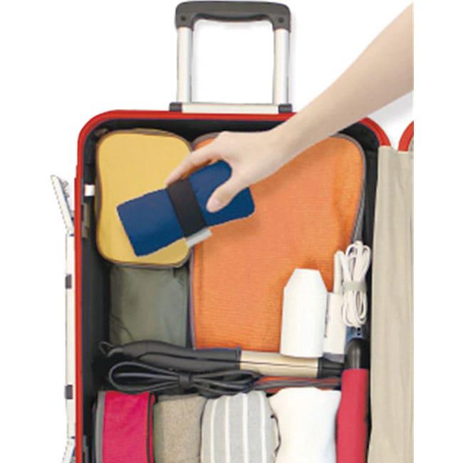 Shupatto(シュパット) リュック (コンパクト・携帯・旅行 リュック) 片手サイズだから、旅行カバンの中でも場所を取りません。