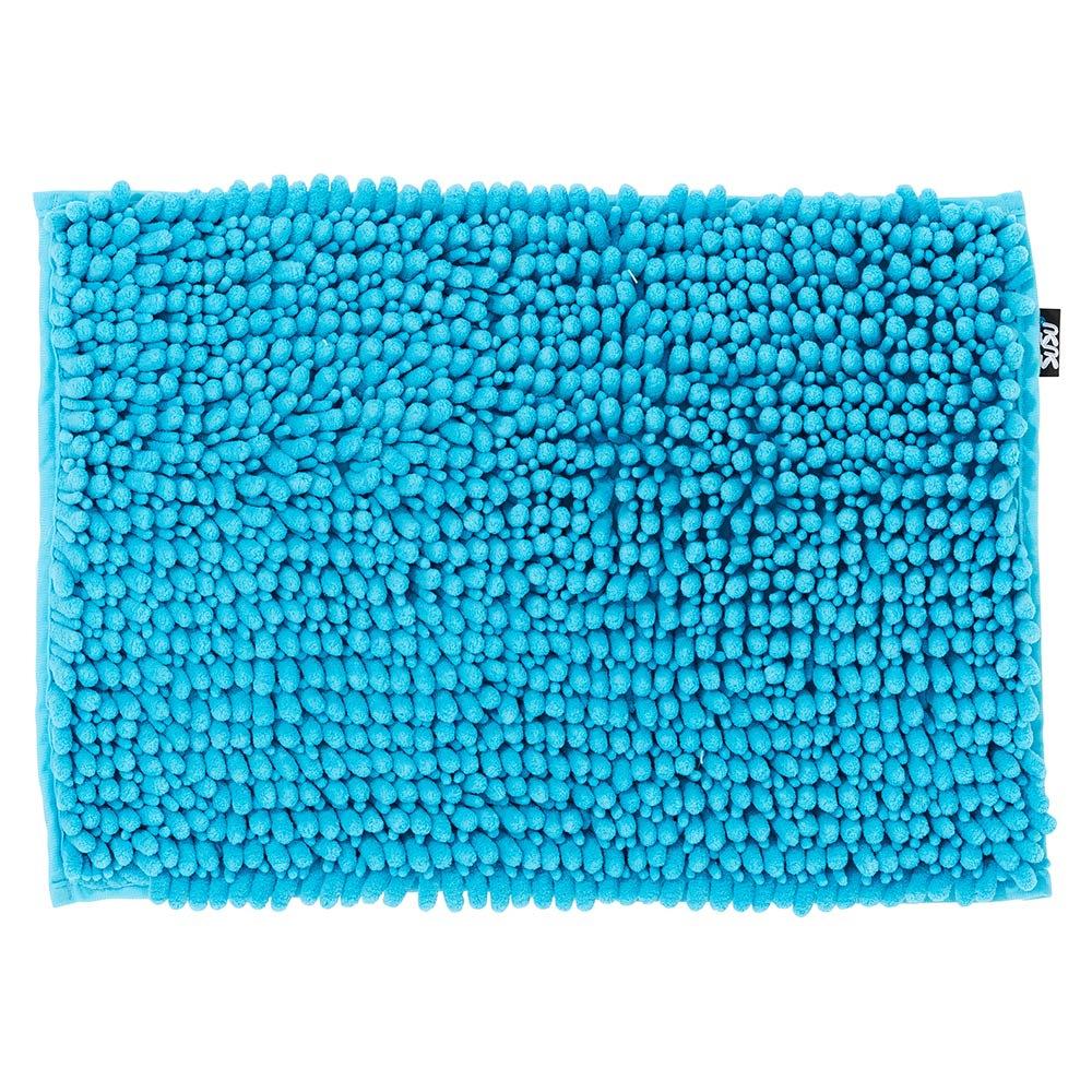 SUSU抗菌ストロングWバスマットS (コ)カジュアルブルー
