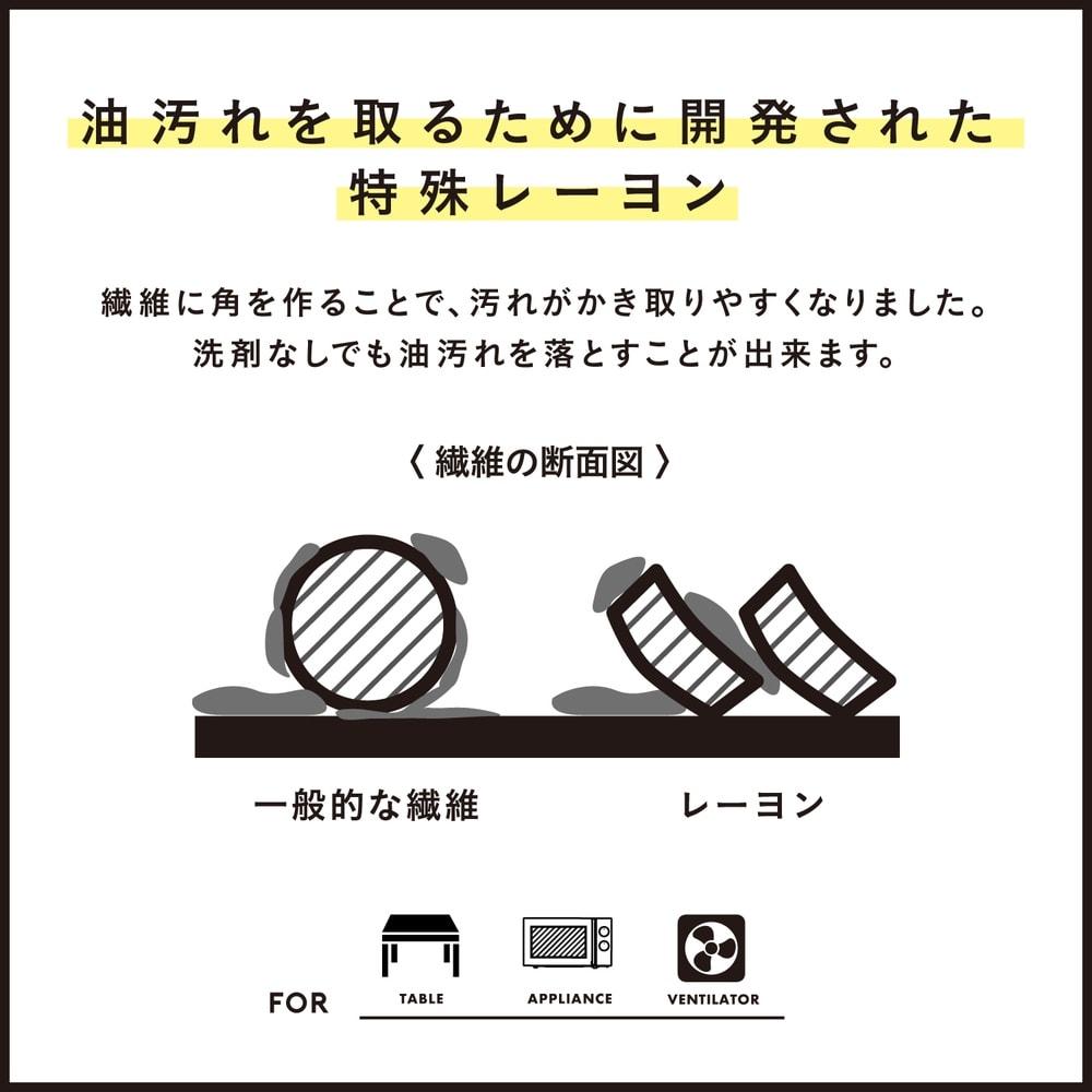 クリーニングクロスカーキ 車の仕上げにも使用されるマイクロファイバーを使用したクロスは、仕上げの磨きに最も最適。