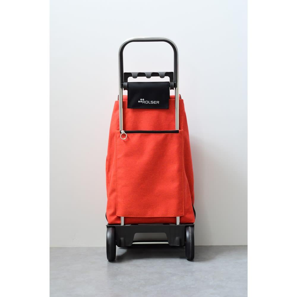 365methods ロルサーショッピングカート36L (ア)オレンジレッド