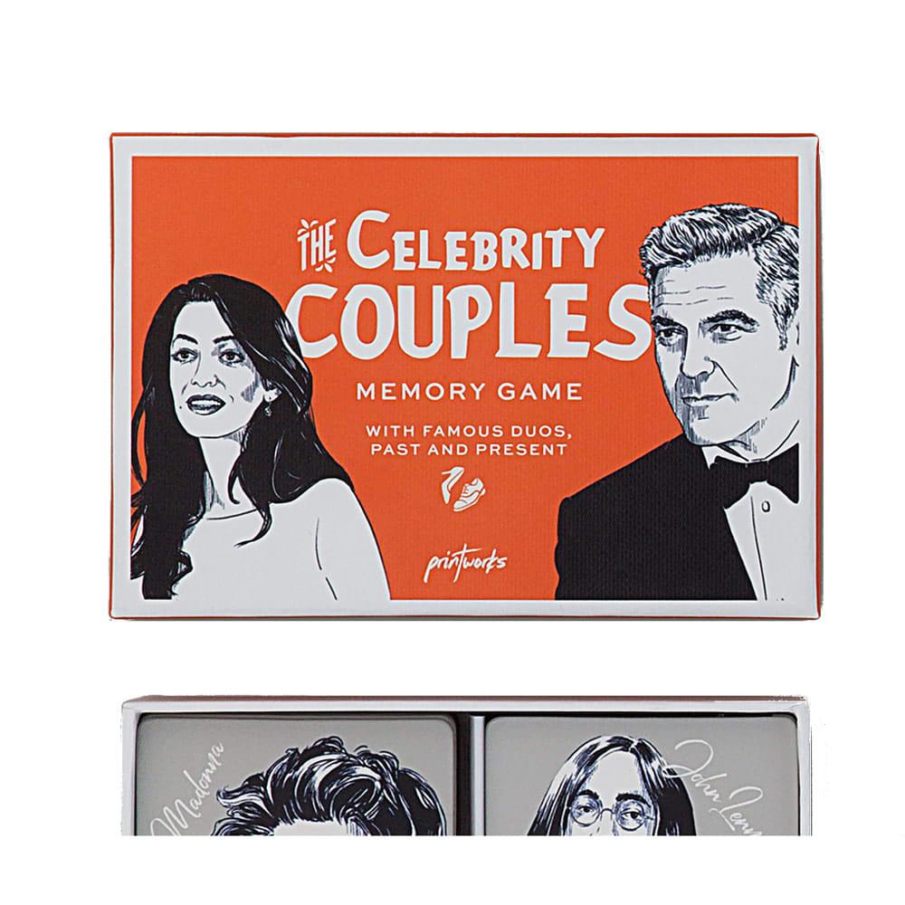 カードゲームセレブカップルメモリーゲーム