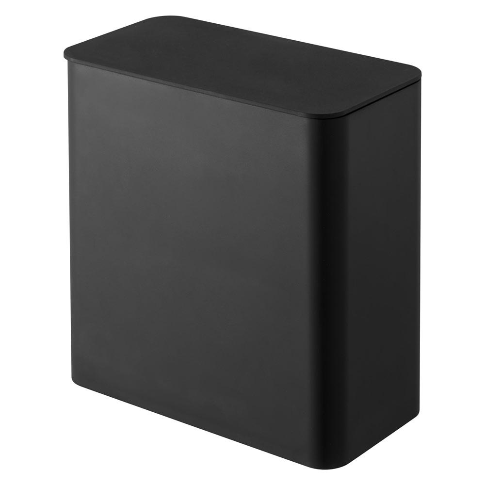 Tower/タワー マグネット洗濯洗剤ボールストッカー (イ)ブラック