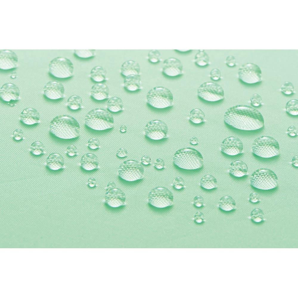 花粉・黄砂にも! 雨よけランドリーテント はっ水加工付きで安心。