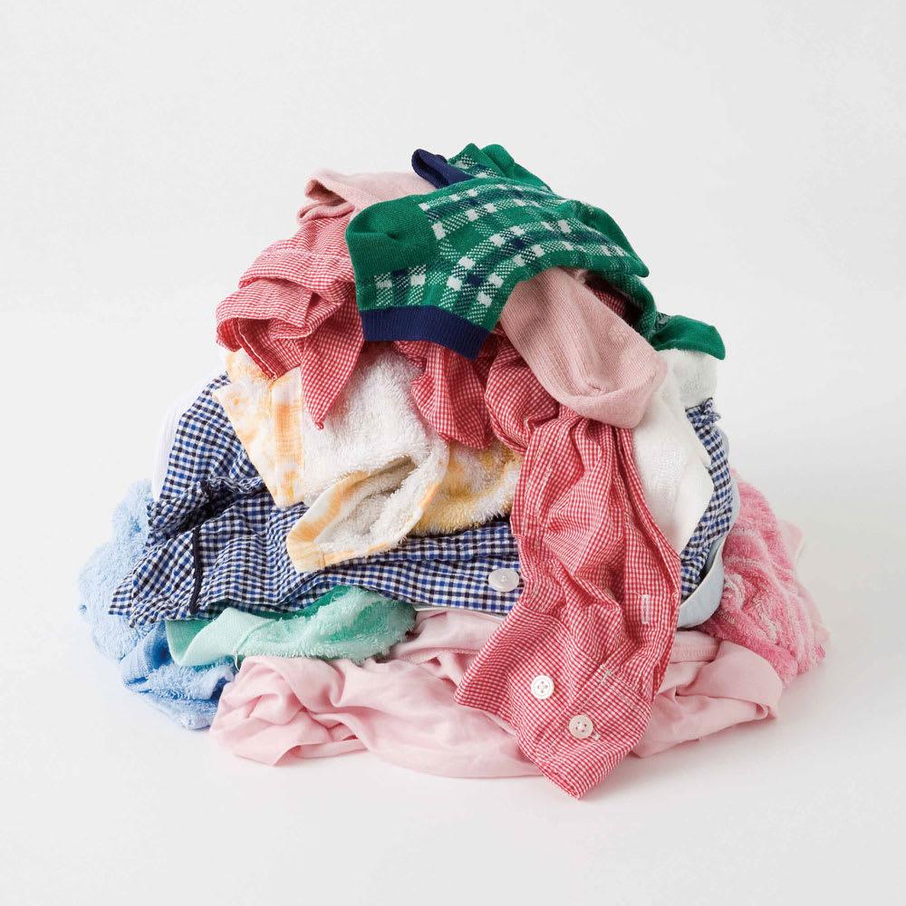洗濯干しをスムーズに! カンガルー ランドリーエプロン 靴下や下着など、細かい衣類もおまかせ!