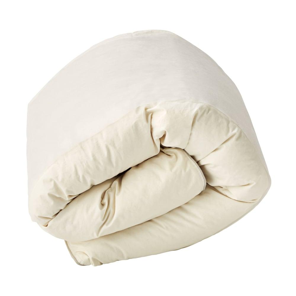 防ダニシート付 おふとん変身 収納袋 冬用の羽毛布団や毛布を入れて、布団収納に