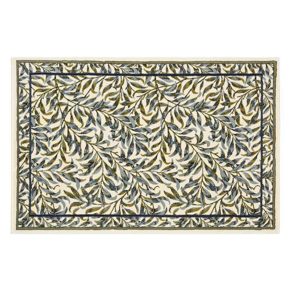 ベルギー製モリスデザインスタジオ ウィルトン織マット〈ウィローボウ〉 ※写真は約60×90cmタイプです。