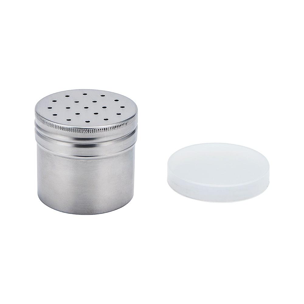 家事問屋 調味缶 フタ付きで衛生的。