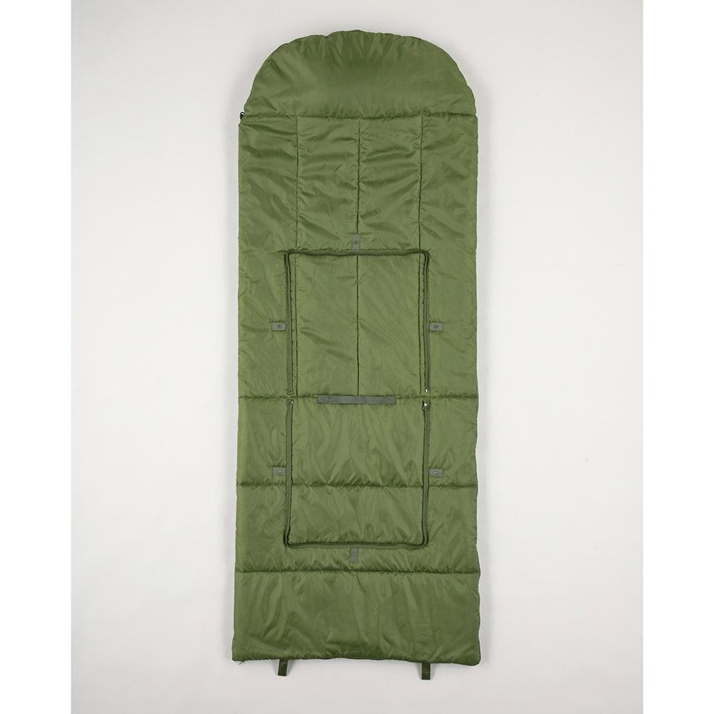 クッション型多機能寝袋SONAENO 裏面