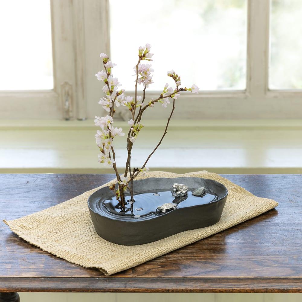 雫影(しずか)かたかごセット 春は桜でご自宅でお花見を!
