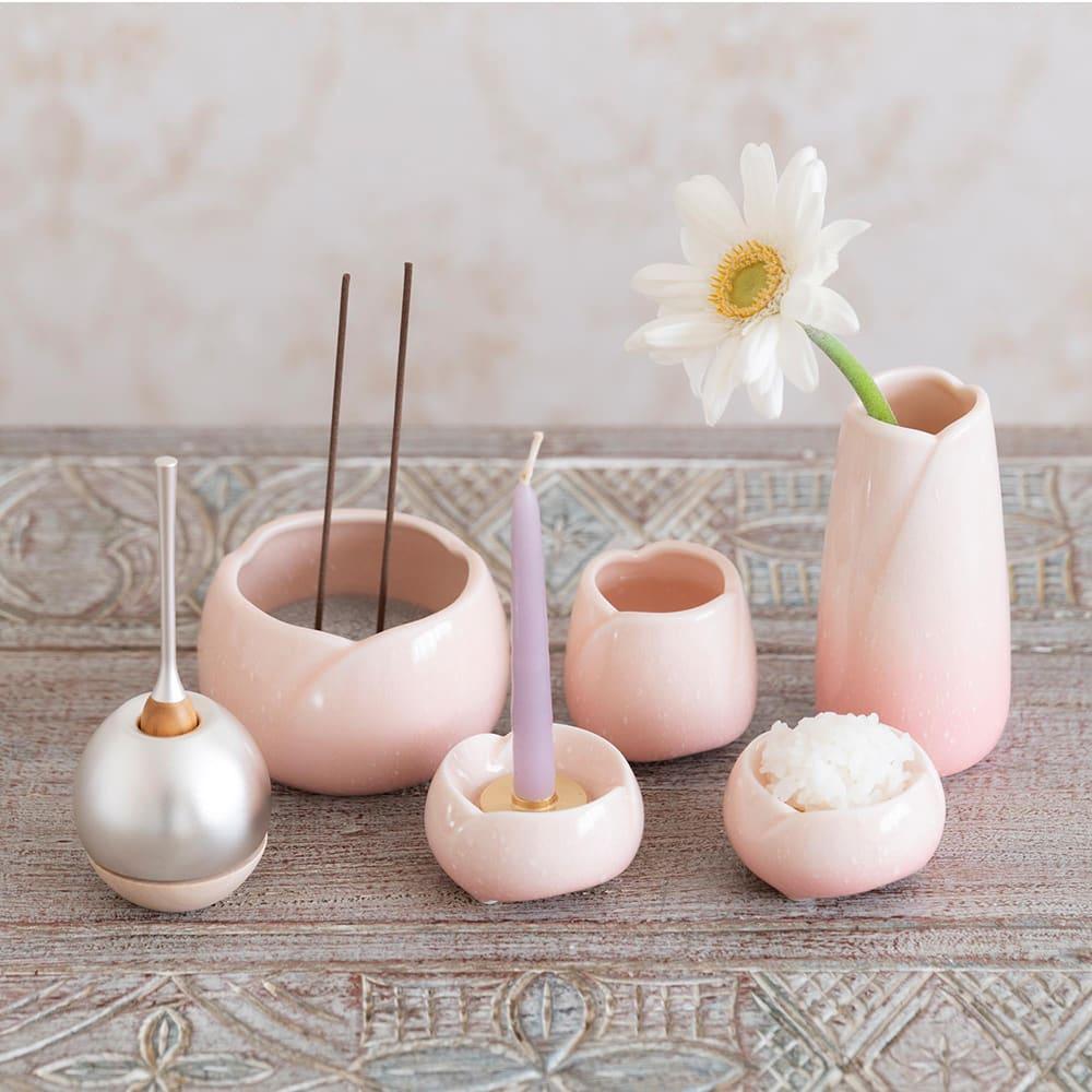 手元供養セット「やわらぎ 桜」 仏壇仏具