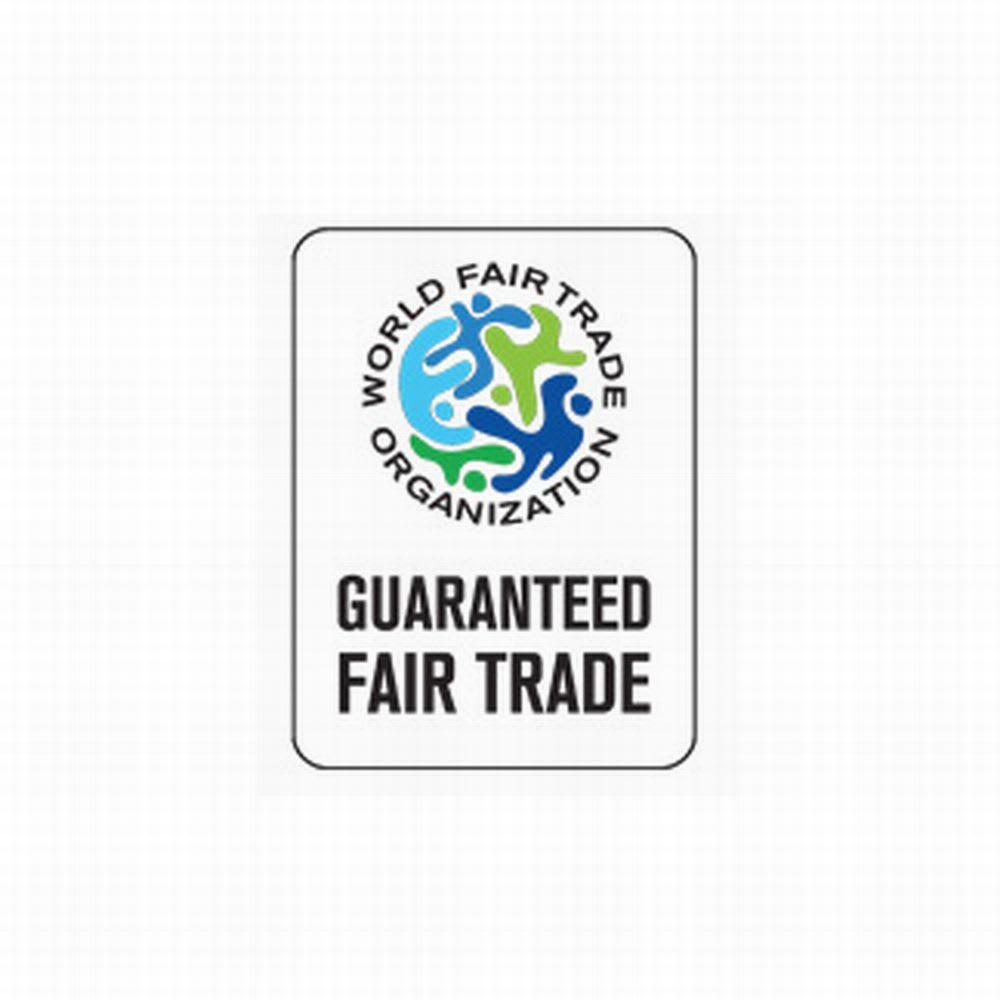People Treeアロマ線香 フェアトレードの10の指針が守られている生産または販売団体であることを示すWFTO認証ラベルの商品です
