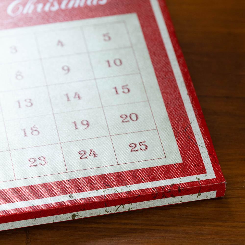 アドベントカレンダー LED ウォールライト 壁飾り 壁掛け  キャンドル クリスマス ギフト プレゼント クリスマス25日までのカウントダウンを楽しんで!