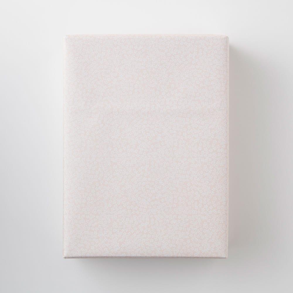 魚沼産こしひかり ギフト3個セット(選べるのしタイプ) <のしなしの場合>包装紙でギフト梱包し、その上を茶紙梱包して配送いたします。