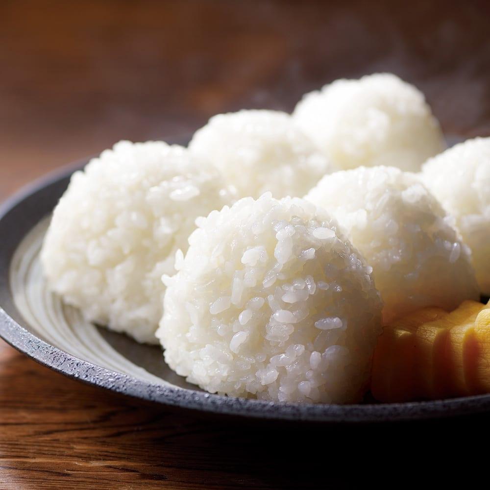 魚沼こしひかりギフト 出産内祝い3個セット(出産内祝い命名パック) 冷めても美味しいお米です