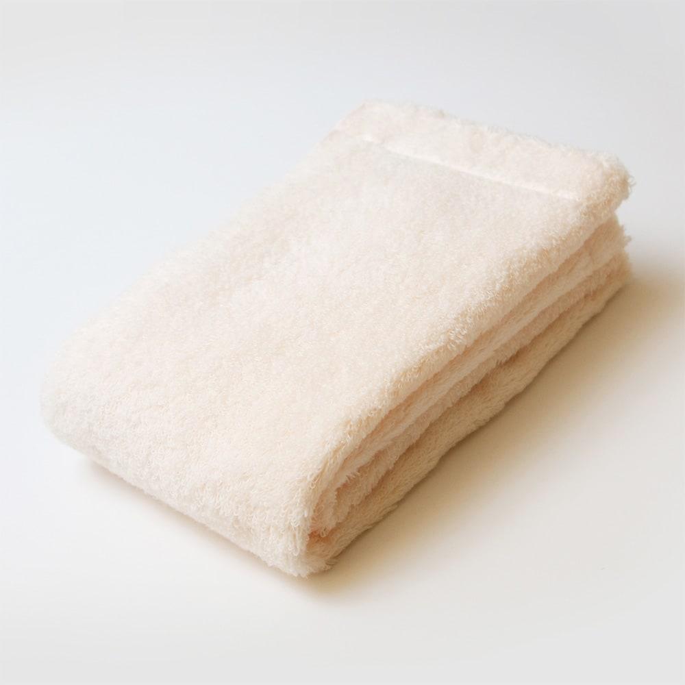 【今治産】白雲ベビータオルギフトセット(ベビー枕・タオル・スタイ) フェイスタオル (ア)ピンク