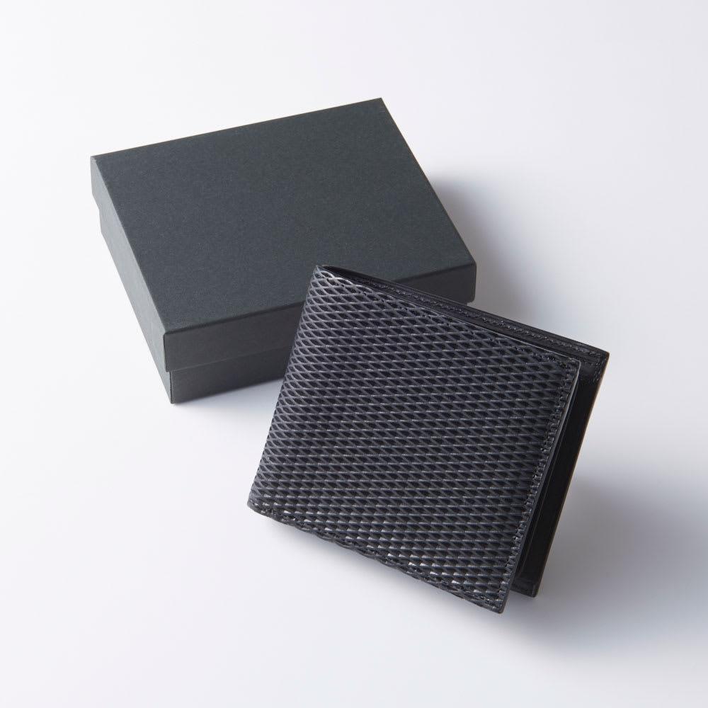 ダコタ イタリアンレザー二つ折り財布
