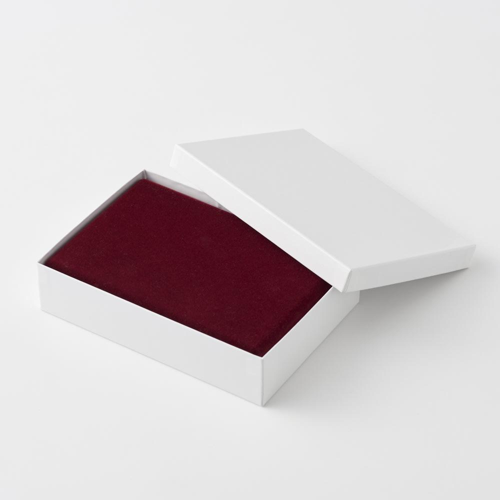 【ネームオーダー】お祝い印鑑 オランダ水牛3本セット(実印・銀行印・認印) ビロードケースを化粧箱に入れてお届けいたします。