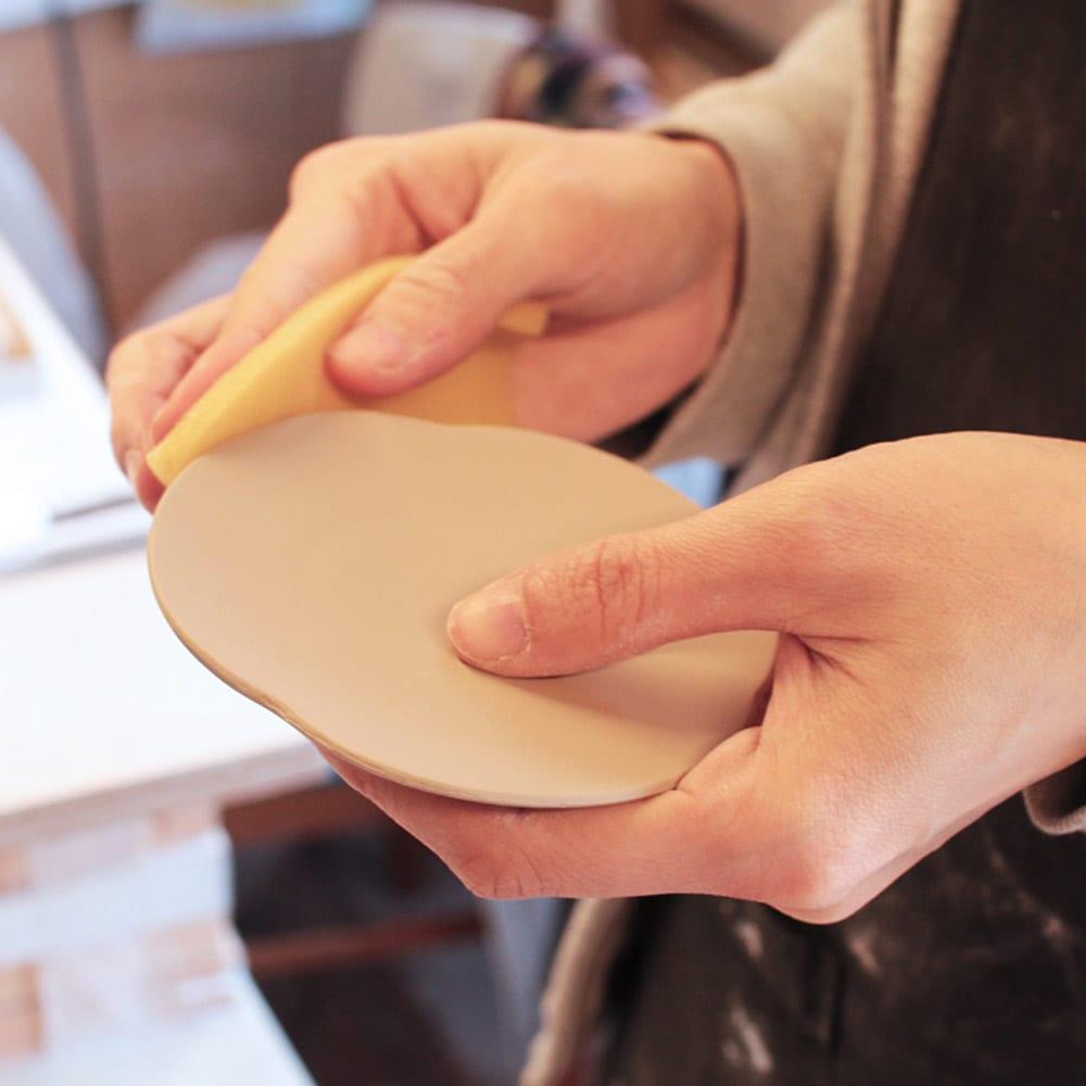 Teshio 三つ雲 2枚組ギフト(黄色×水色) 一つ一つ丁寧にお作りしています。
