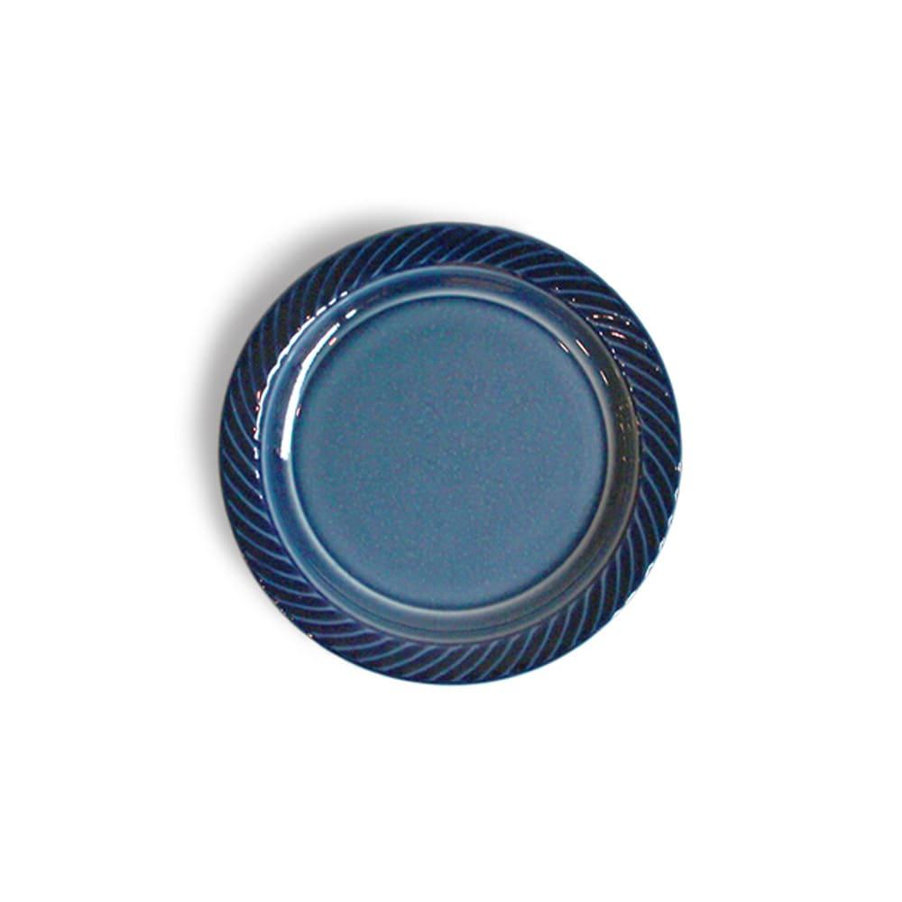ポトペリー blur ペア デミタス コーヒーカップ&ソーサー ブルー ソーサー