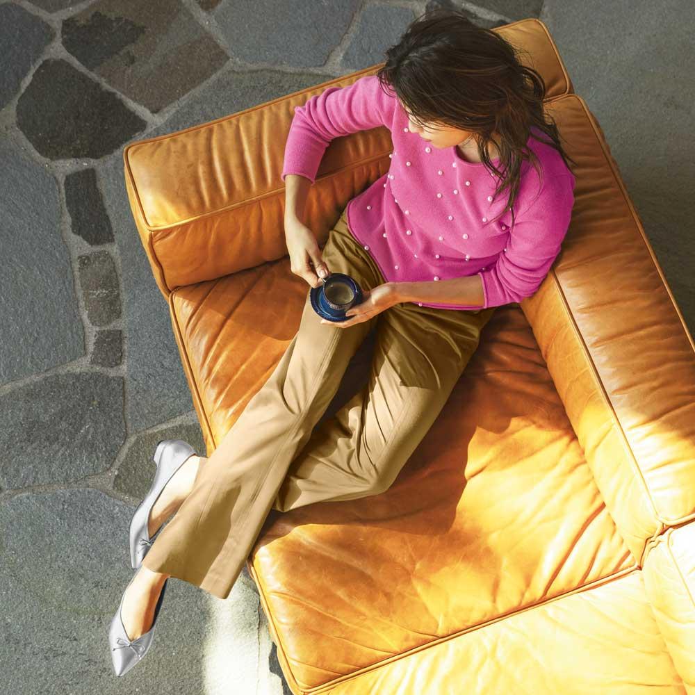 ポトペリー blur ペア デミタス コーヒーカップ&ソーサー コーディネート例