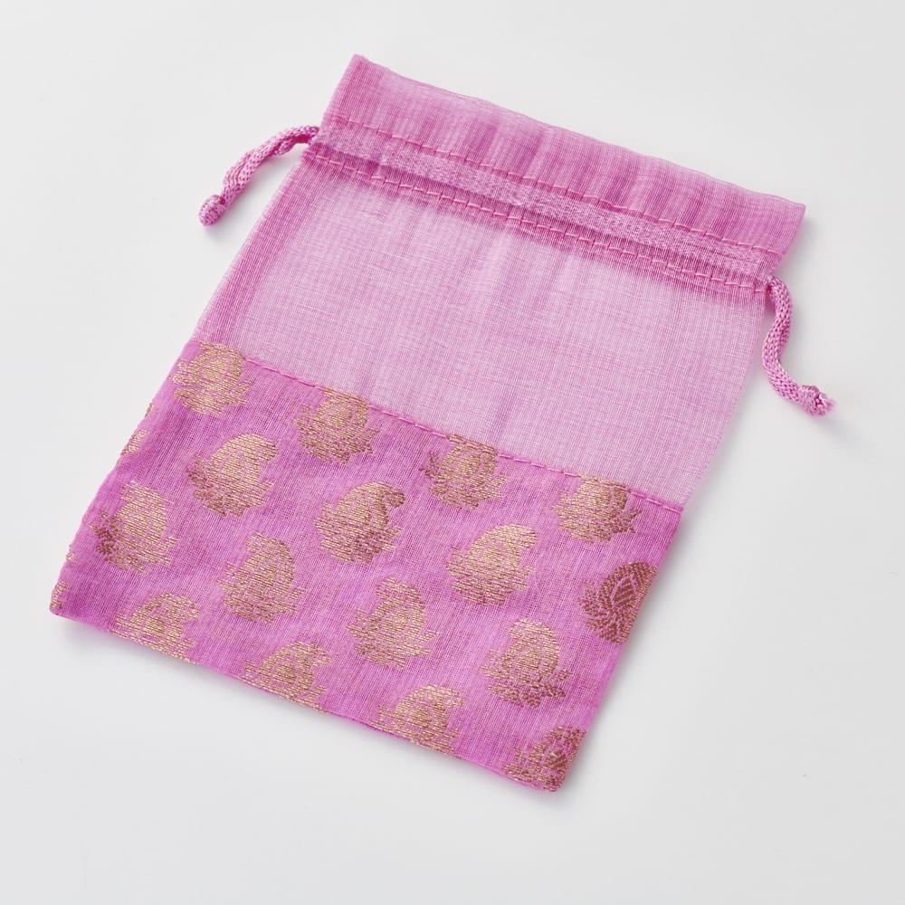 大倉珊瑚店K18ミス珊瑚 バラペンダント 巾着袋付き