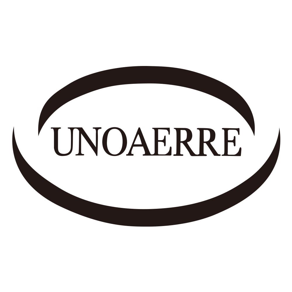 UNOAERRE/ウノアエレ K18ツイストフープピアス(イタリア製)