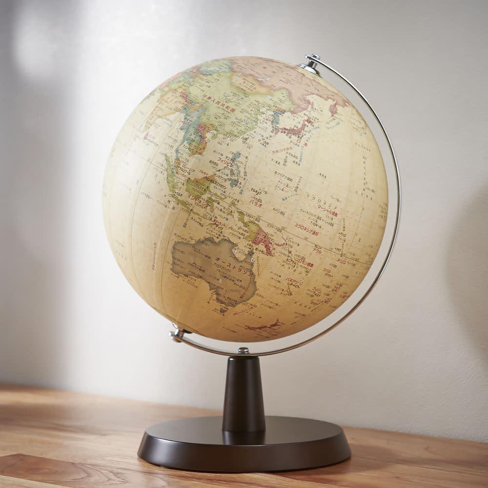 SHOWAGLOBES アンティーク地球儀 26cm 直径26cm