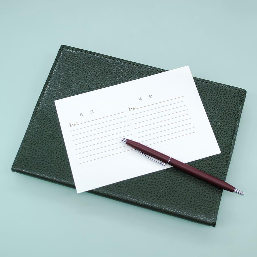 5年日記帳アリス 旅行シール付(名入れ有) 旅先にシールだけを持っていけば、旅先でも日記を気軽に書けるのでとっても便利!