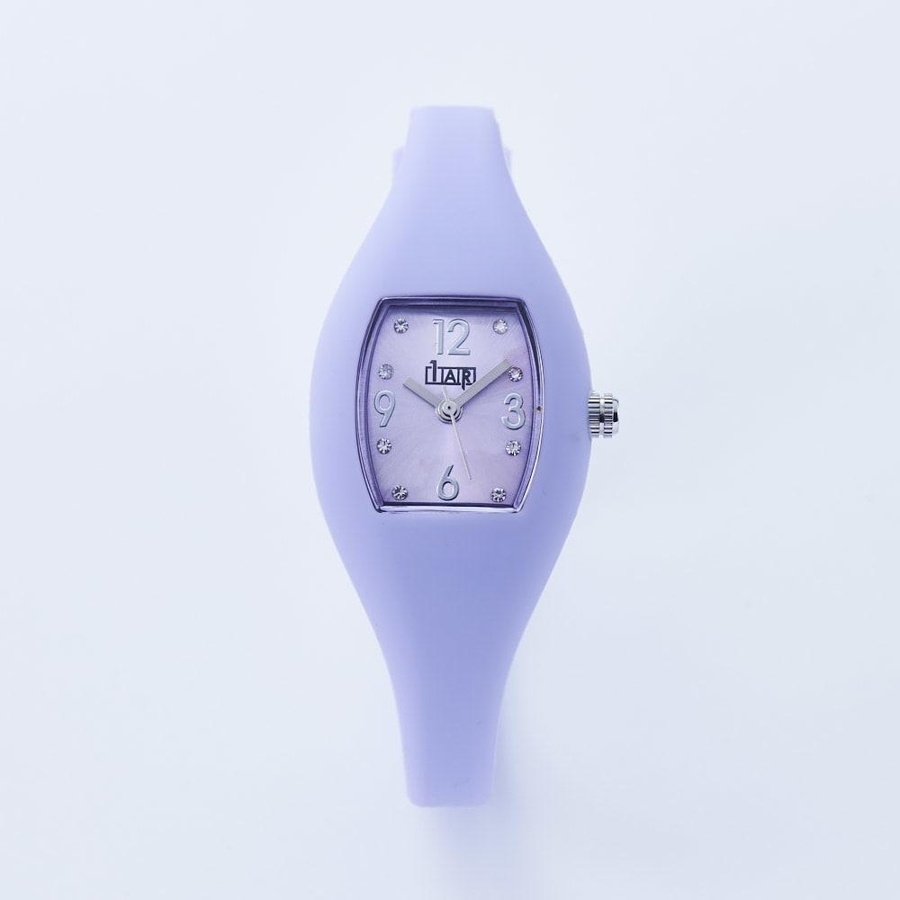 1AR by UNOAERRE/ワンエーアール バイ ウノアエレ イージーウォッチ (カ)ライラック(うす紫色)