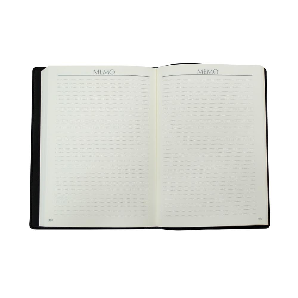 ディアカーズ 革カバー5年日記帳(箔押し名入れあり)