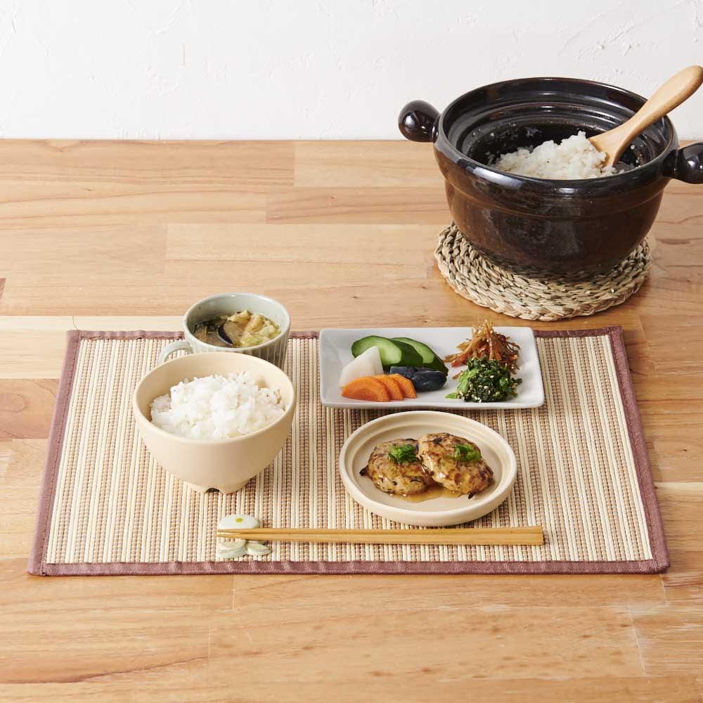 弥生陶園/萬古焼ごはん炊き土鍋 (2.5合炊き) 普段の食事が一層美味しく、贅沢に!