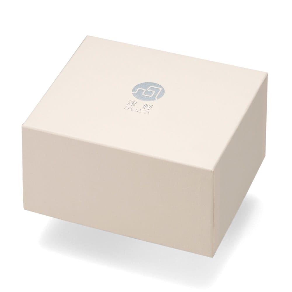 津軽びいどろ 酒器セット ねぶた流し BOX入りでプレゼントにおすすめ