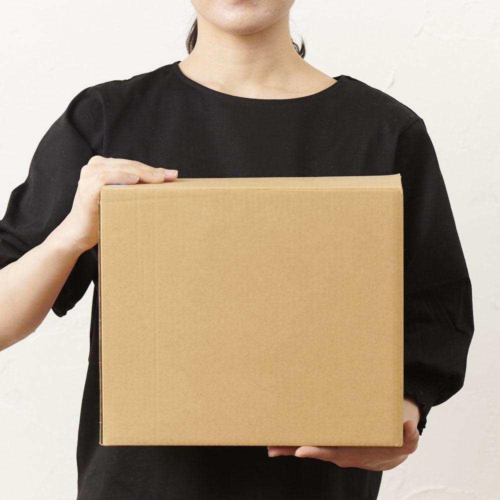 想ひ箱 日本製ミニ仏壇 ブラック・グレー 茶箱に入れてお届けいたします。