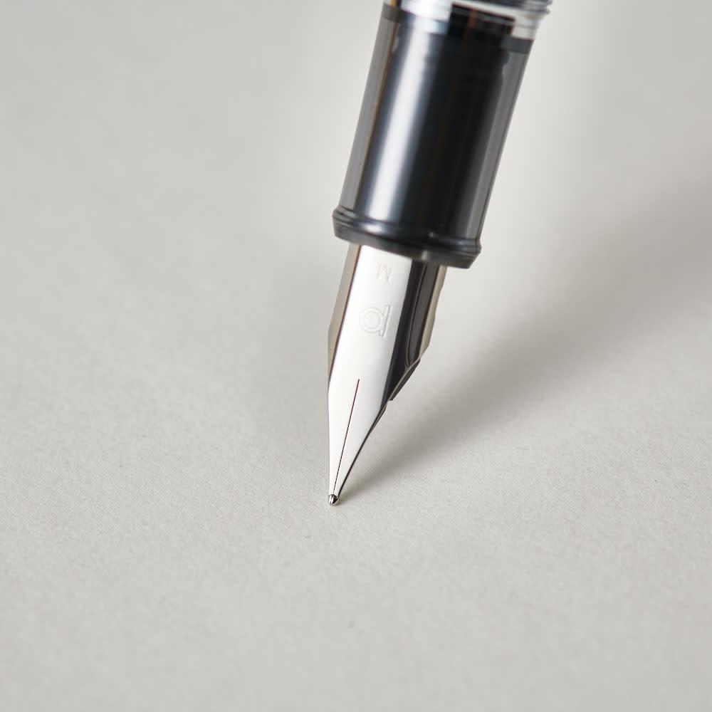 オーダー名前入れ プラチナ万年筆 万年筆 プロシオン 中字 なめらかな書き心地。