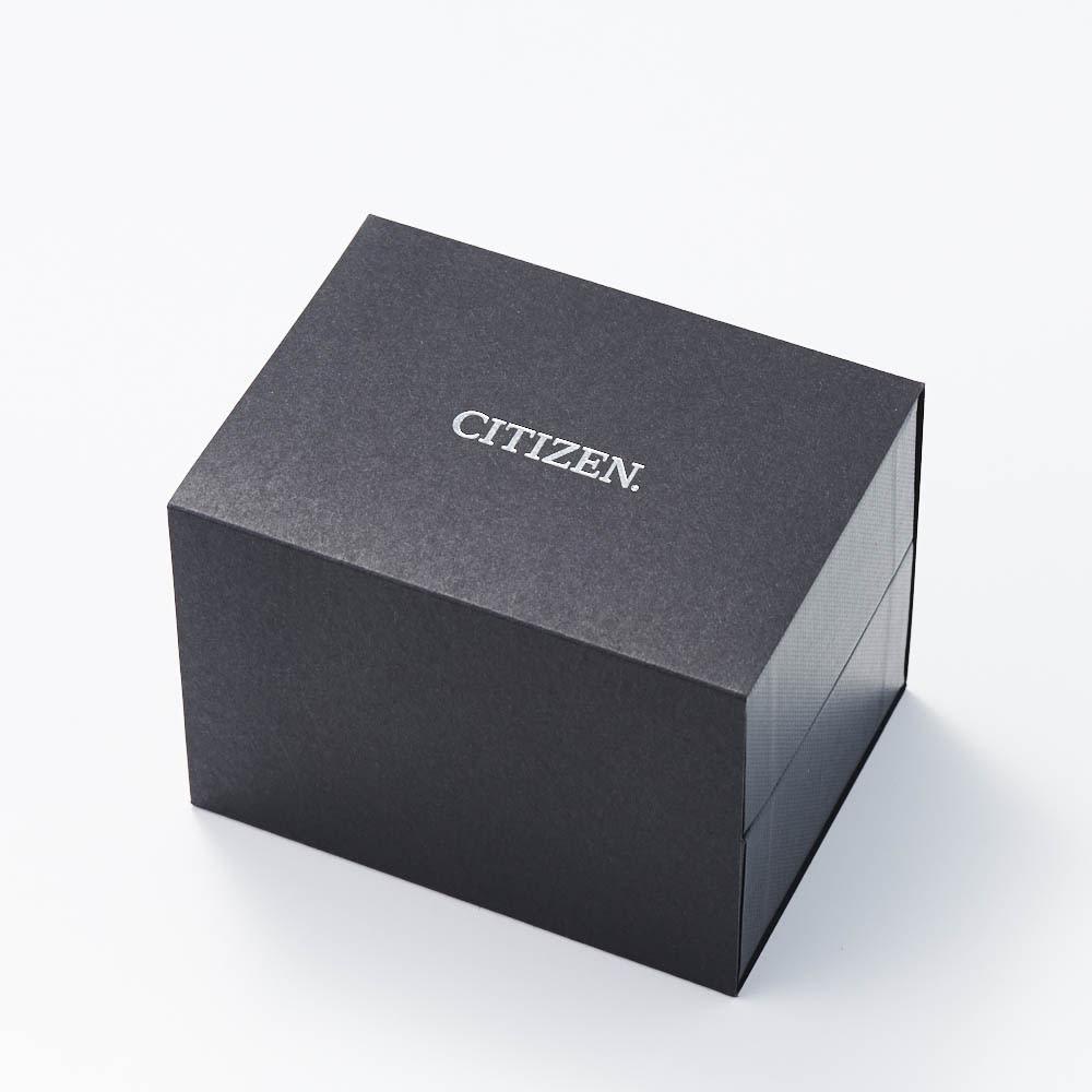 【メンズ】 CITIZEN/シチズン コレクション メンズエコドライブウォッチ(ブラック)
