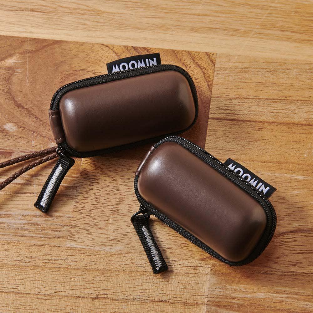 美術館や博物館が数倍楽しく♪ Vixen/ビクセン 単眼鏡 MOOMIN(ムーミン)H4×12 レザー調ケースは、ムーミンらしいナチュラルテイスト。