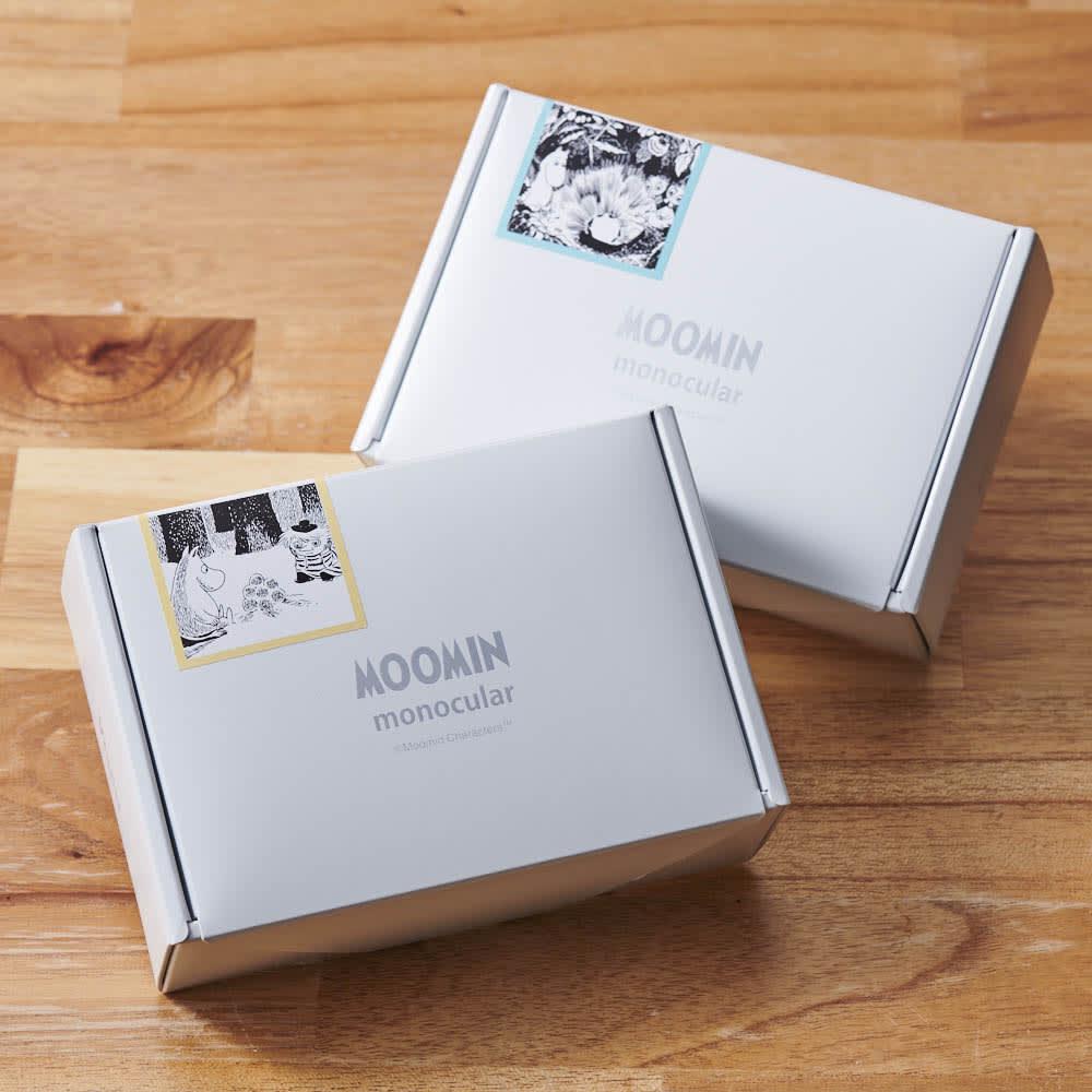 美術館や博物館が数倍楽しく♪ Vixen/ビクセン 単眼鏡 MOOMIN(ムーミン)H4×12 贈り物にも喜ばれる化粧箱入り。