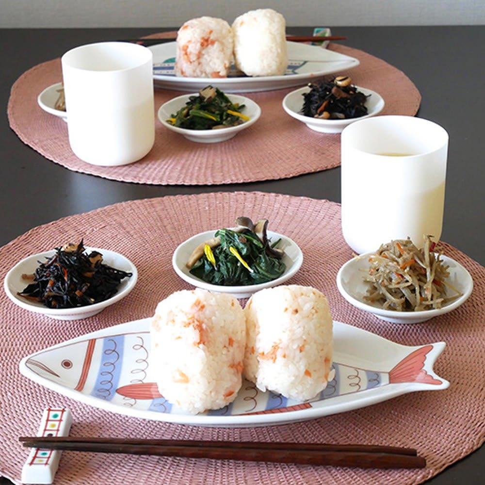 ハレクタニ 魚皿 【選べる2枚組】 長皿は、意外に使いやすい!