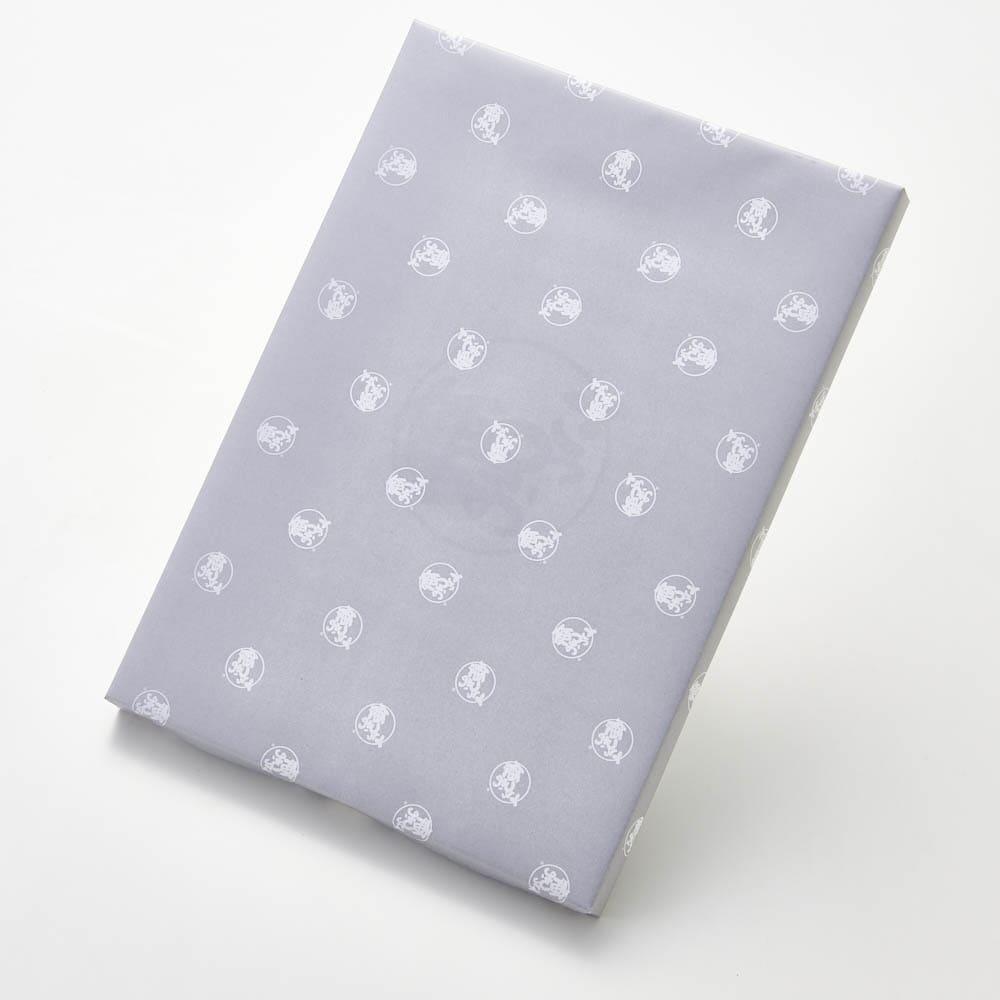 ごっつお便FGコース 包装紙 グレー(弔事用)